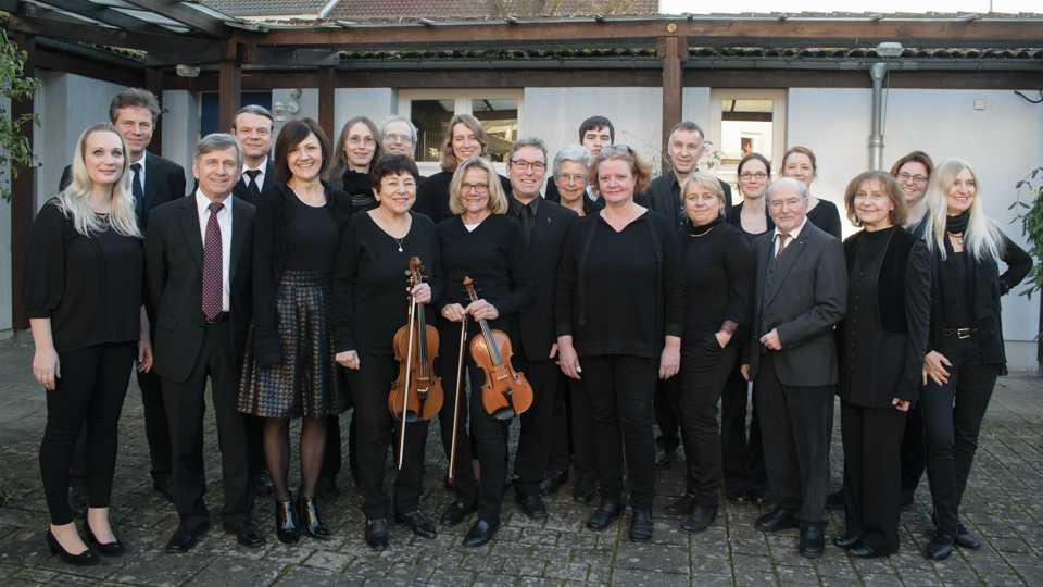 Collegium a Rhythmicum - Kammerorchester